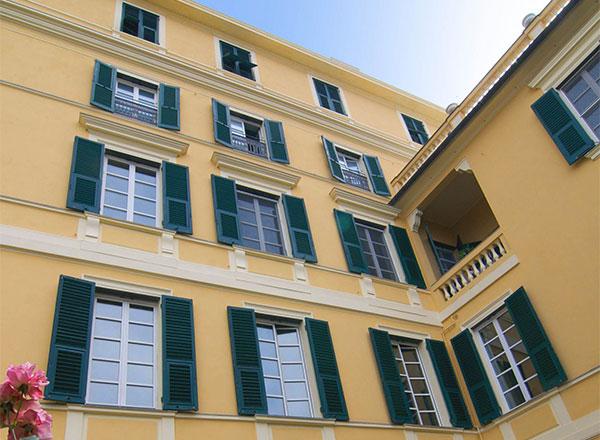 Residenza Universitaria Capodifaro, sede di JUMP a Genova