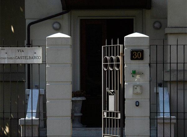 Residenza Universitaria Castelbarco, sede di JUMP a Milano