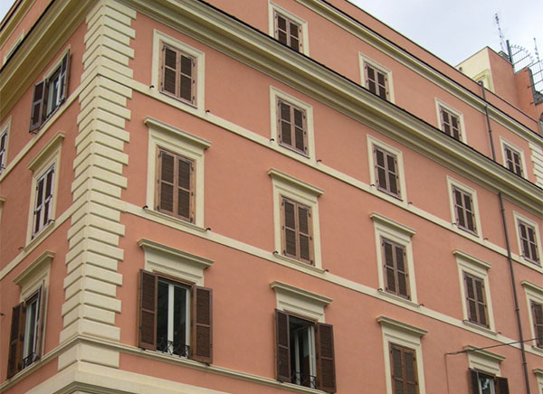 Residenza Universitaria Celimontano, sede di JUMP a Roma