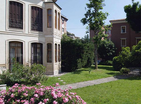 Residenza Universitaria Clivia, sede di JUMP a Verona