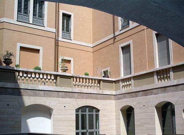 Residenza Universitaria MilanoAccademia, sede di JUMP a Milano