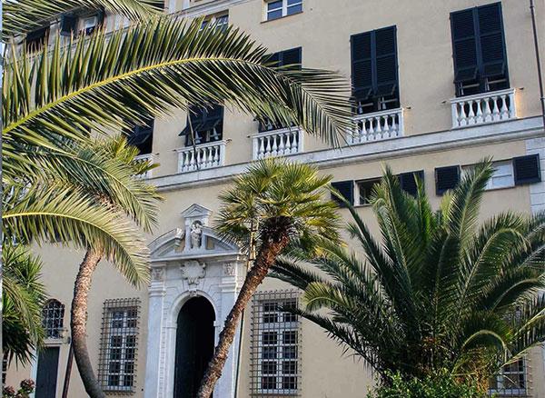 Residenza Universitaria Delle Peschiere, sede di JUMP a Genova