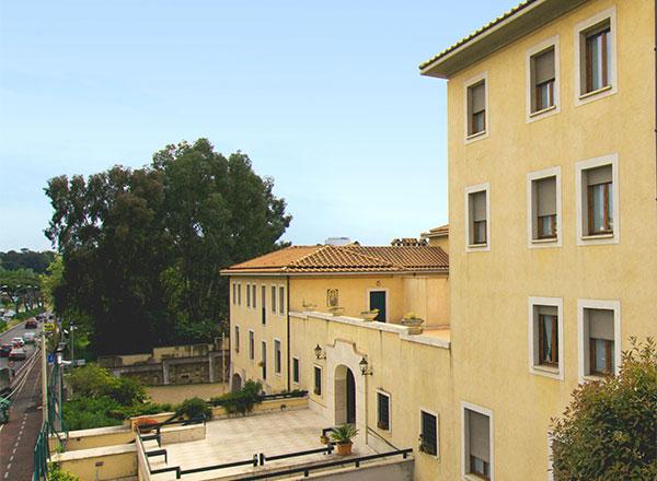 Residenza Universitaria Porta Nevia, sede di JUMP a Roma