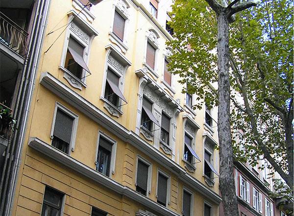Residenza Universitaria Rivalto, sede di JUMP a Trieste