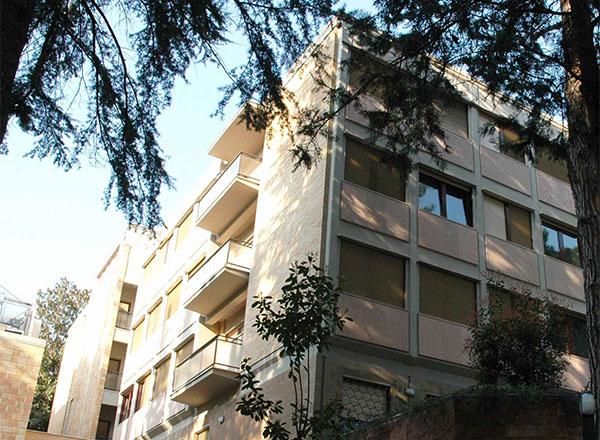 Residenza Universitaria RUI, sede di JUMP a Roma