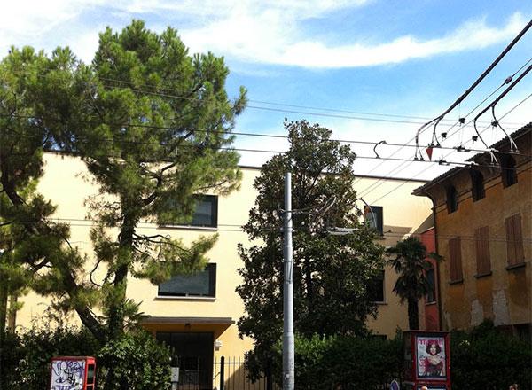 Residenza Universitaria Torleone, sede di JUMP a Bologna