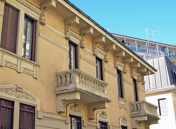 Residenza Universitaria Torriana, sede di JUMP a Milano
