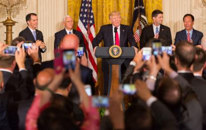 L'America di Trump: l'identità di un presidente