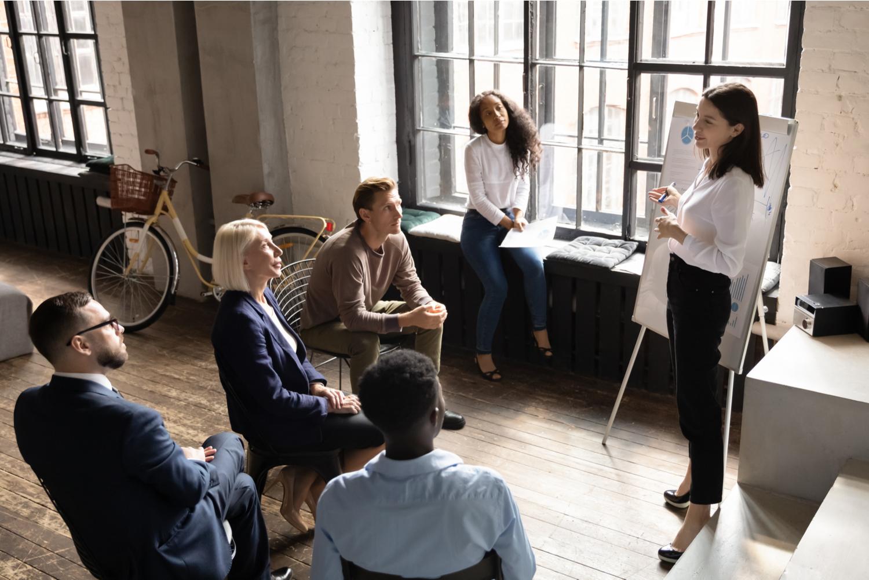 Soft skills in action. Pensare e agire in gruppo … creativamente